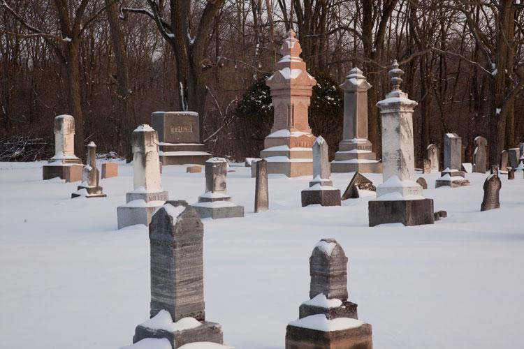 Thew-Cemetery-Caledonia-Ohio