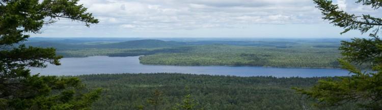 Black Mountain panorama